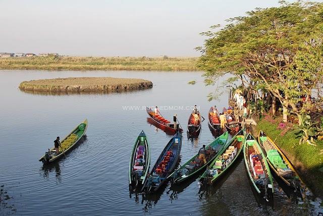 8D 7N in Marvelous Myanmar | Kenapa Inle Lake patut dimasukkan dalam travel itinerary anda- Part 1