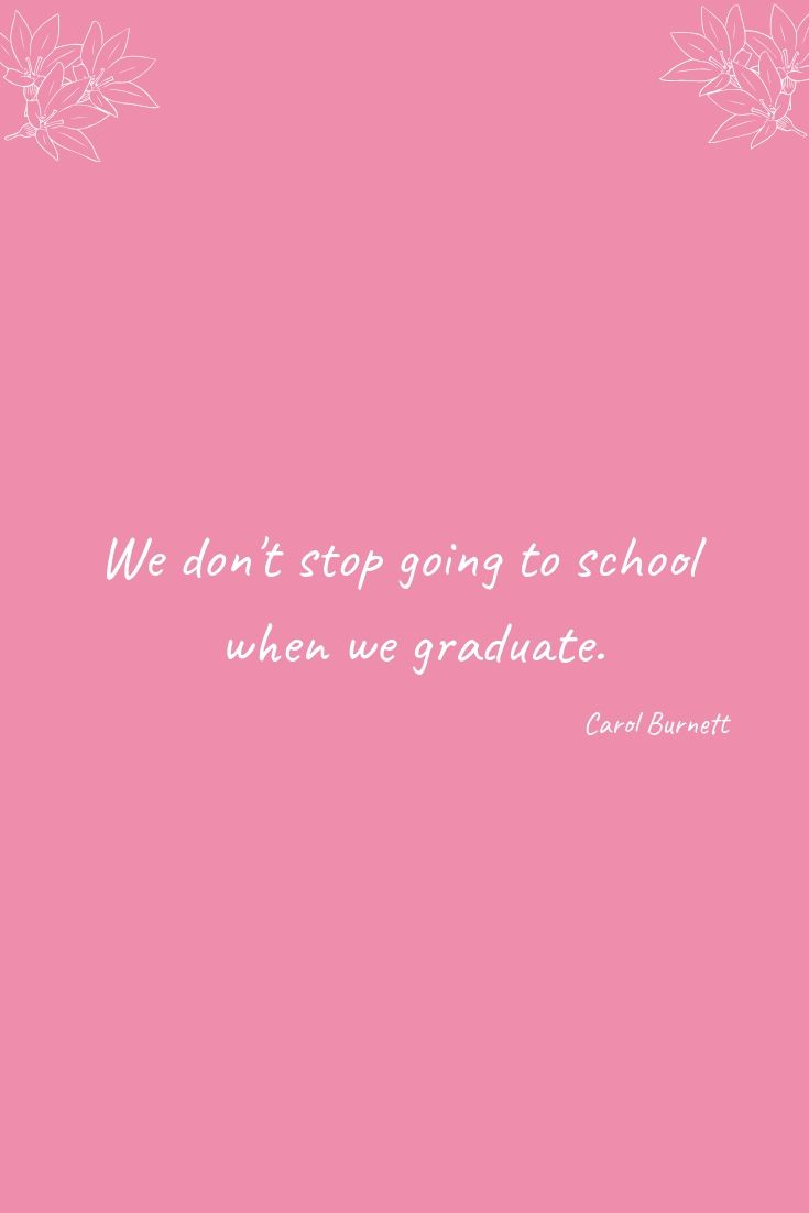 How To Get The Kids Excited About Going Back To School | We don't stop going to school...