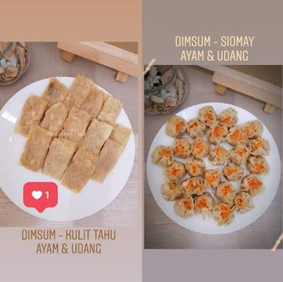 Resep Dimsum Ayam Udang (Siomay