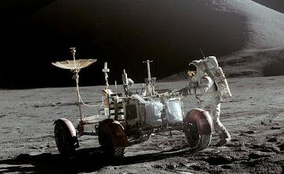 Mucho del material obtenido en la Luna, como vídeos y fotografía, se extravió. ¿A qué se debe esto? ¿Encubrimiento de una verdad?