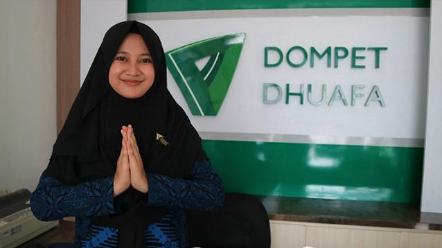 Lowongan Kerja Customer Service Dompet Dhuafa Banten Penempatan Cilegon