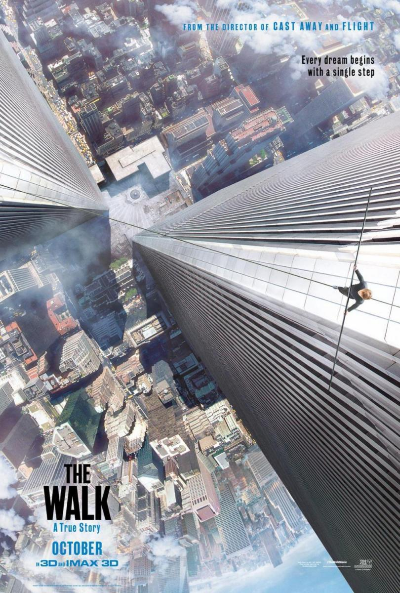 Download The Walk (2015) Full Movie in Hindi Dual Audio BluRay 480p [400MB]