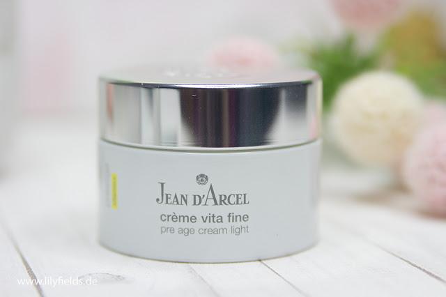 Jean D'Arcel - Crème vita fine - Pre Age Cream light