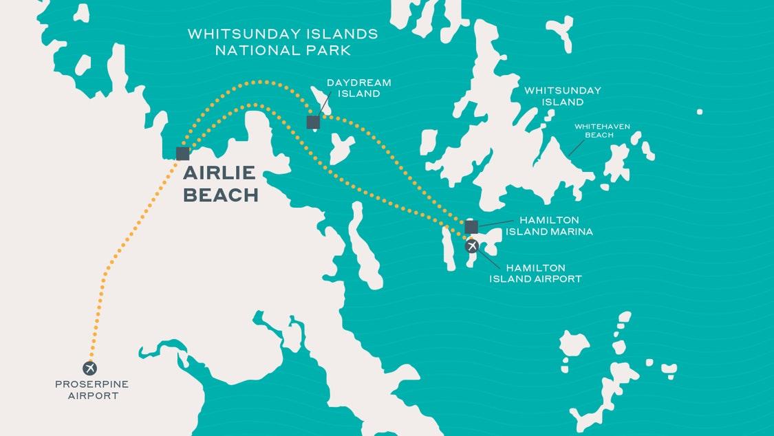 聖靈群島-漢密爾頓島-渡輪-艾爾利海灘-景點-推薦-交通-遊記-自由行-行程-住宿-旅遊-度假-一日遊-澳洲-Hamilton-Island-Whitsundays