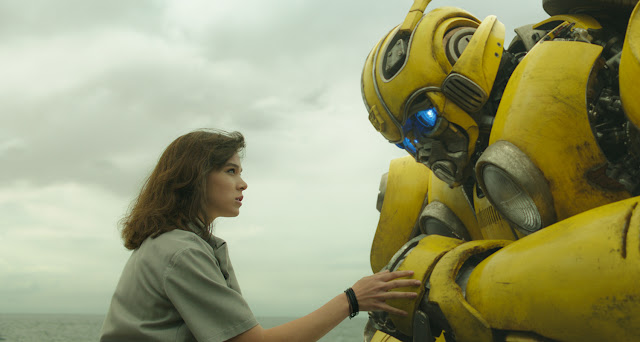 WATCH: New BUMBLEBEE Trailer Emotional and Thrilling at the Same Time