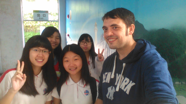 Chinese Girls and me