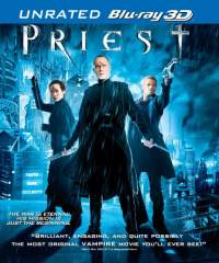 Priest (2011) 3D Movie Hindi + Eng + Telugu + Tamil Download 1080p
