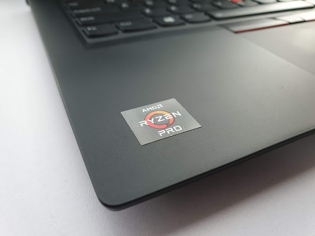 review lenovo thinkpad x395