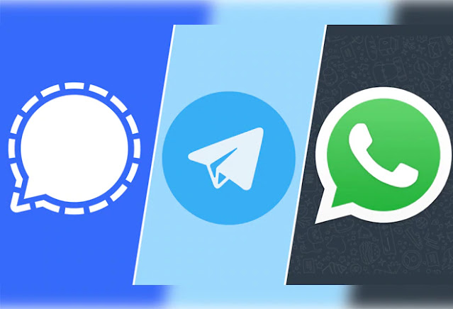 Looking For WhatsApp Alternative: Use Signal Or Telegram Apps