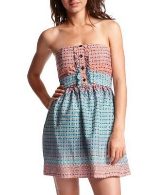 e751cc547 Ultima Moda y mucho mas  Vestidos casuales para jovenes 2011 2012