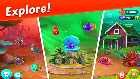 Fishdom Mod Apk For Android Device