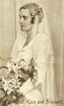 On her Wedding Day