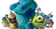 فيلم شركة المرعبين المحدودة Monsters University جميع الاجزاء