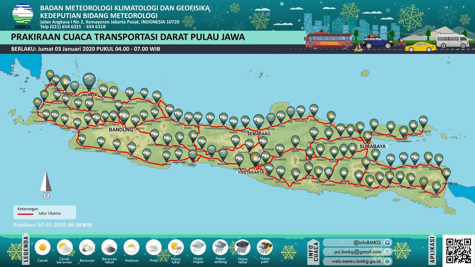 Akurasi Data BMKG Soal Daerah Rawan Banjir Dipertanyakan