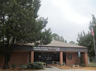 Oficina de correos en Christmas
