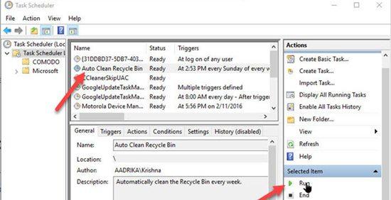Cara Mudah Menjadwalkan Pembersihan Recycle Bin Windows Secara Otomatis