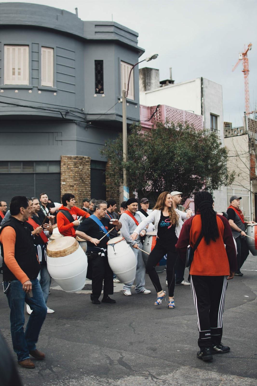 Carnaval em Montevidéu
