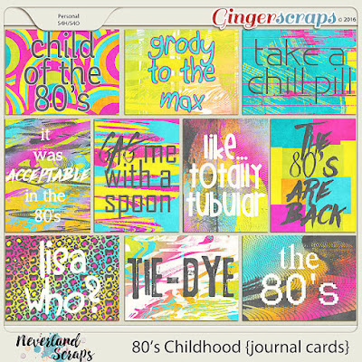 http://store.gingerscraps.net/80-s-Childhood-journal-cards.html