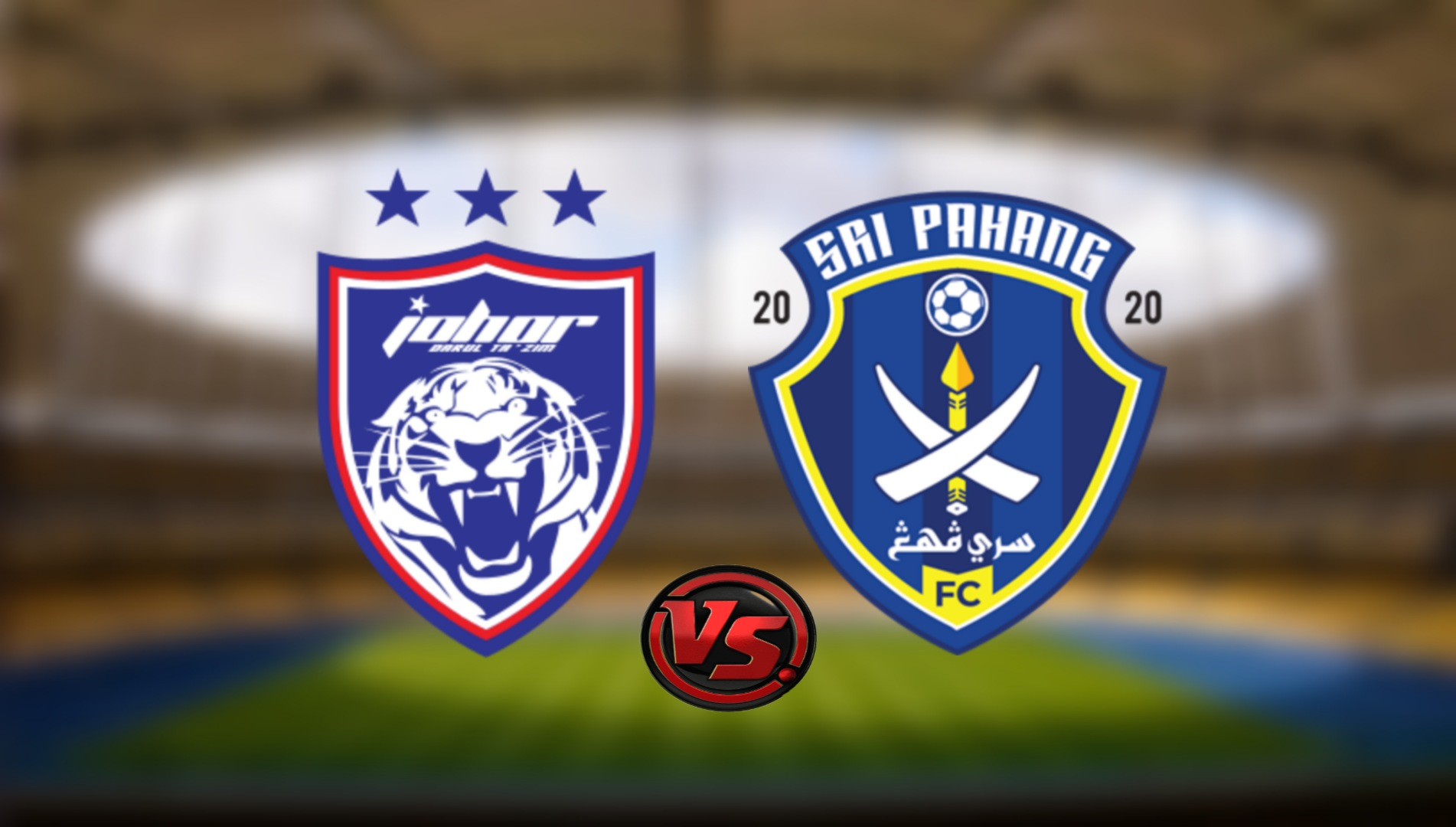 Live Streaming JDT FC vs Sri Pahang FC Liga Super 27.8.2021