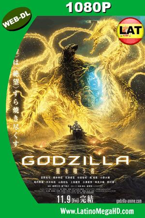 Godzilla 3: El devorador de planetas (2018) Latino HD WEB-DL 1080P ()