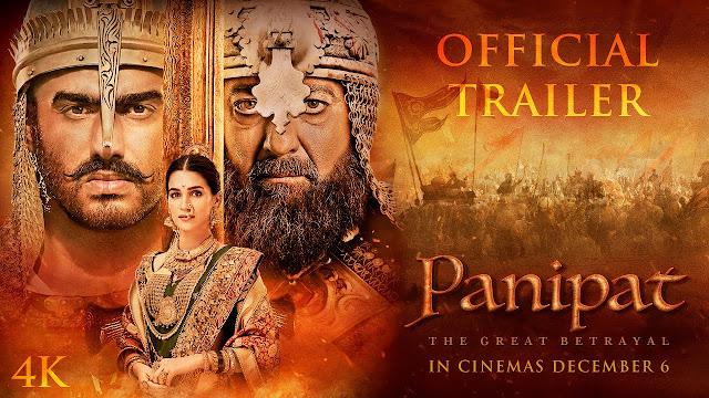 Panipat New Bollywood Movie