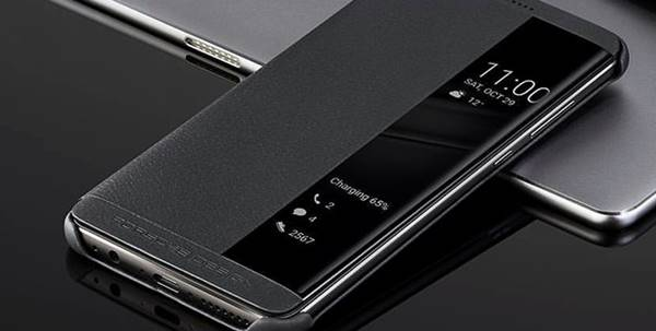 Smartphone de luxo Porsche Design Mate 9