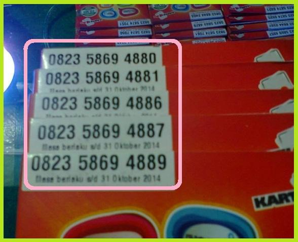0823 Kartu Apa? 0823 Awalan Nomor & Kode Operator Apa?