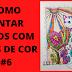 COMO PINTAR GATOS COM LÁPIS DE COR #6 (HOW TO PAINT CATS WITH COLOR PENCILS)