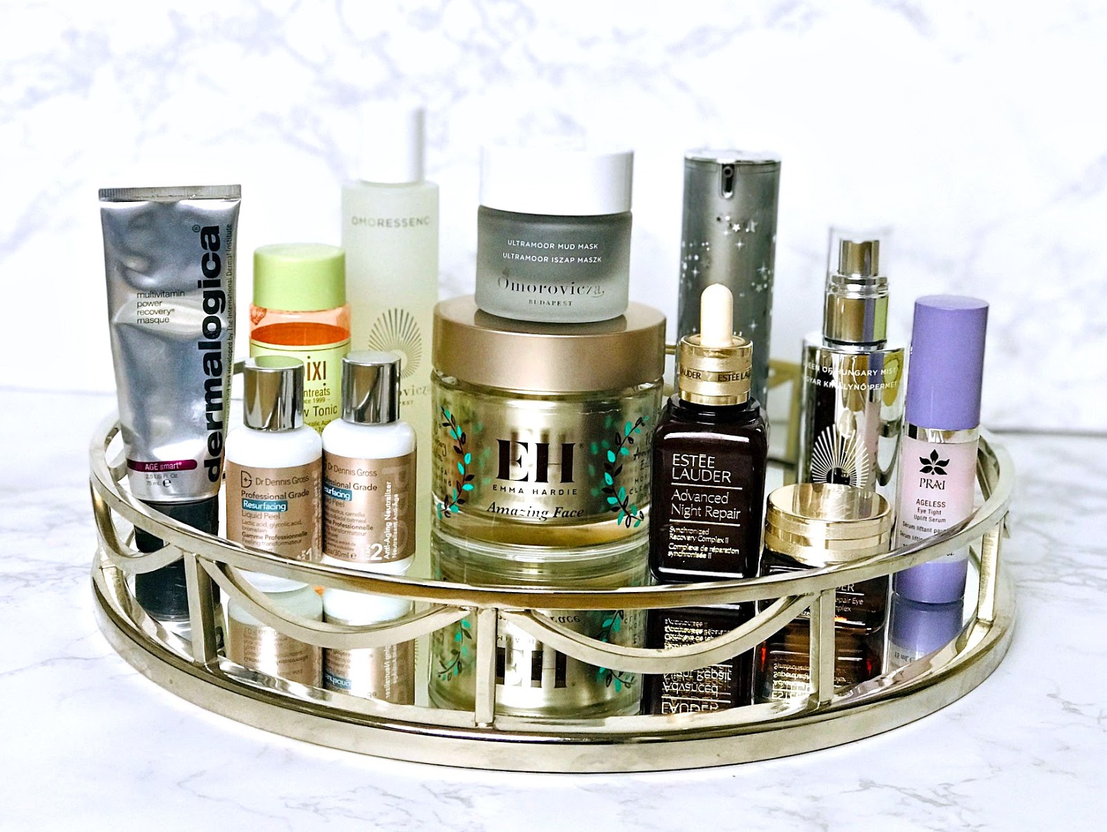 My HG skincare products (and a 20% discount code on most!), Discounts on luxury skincare