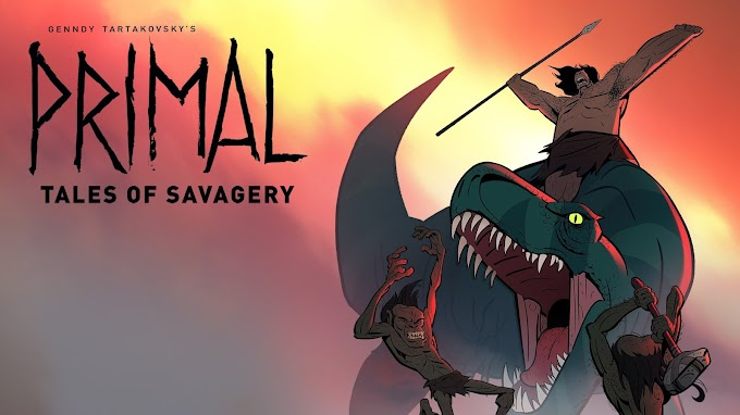 Primal: Tales of Savagery (2020) Español latino HD Mega