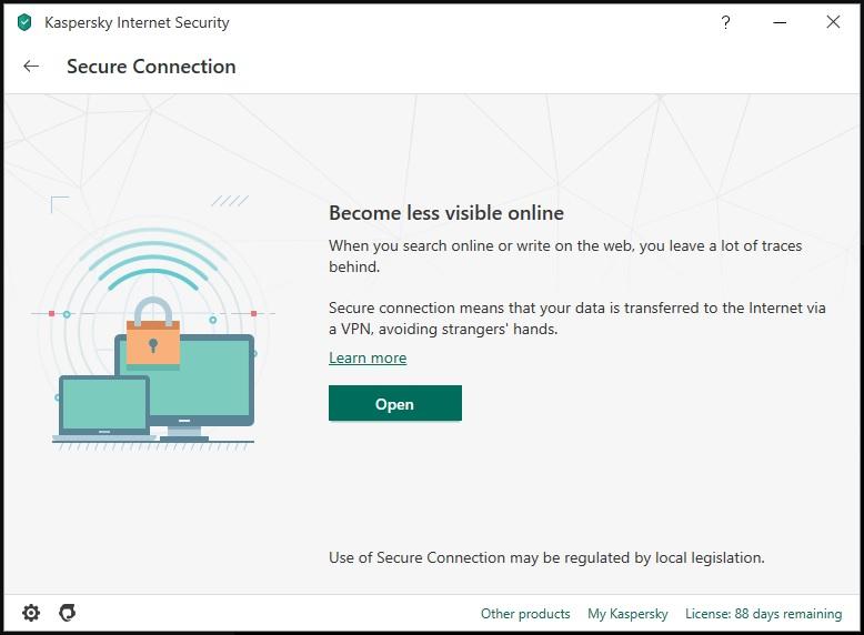 KIS - Secure Connection