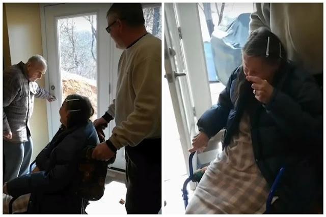 Парень переоборудовал подвал дома и поселил туда отца с матерью вместо того, чтобы сдать их в дом престарелых