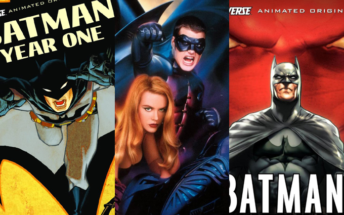 Fruitless Pursuits: Friday Night Movie Review 9: Batman ...
