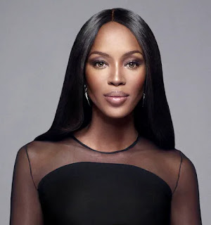 Entertainment: Supermodel Naomi Campbell dating Adenuga