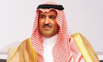Faisal bin salman adalah anak ke 5 dari raja salman