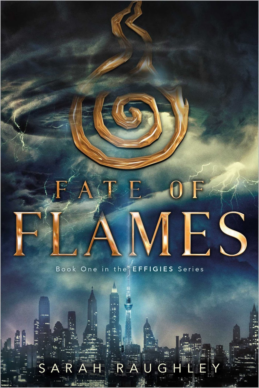 Fate of Flames book cover