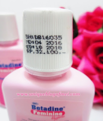 BETADINE Feminine Hygiene Review 2