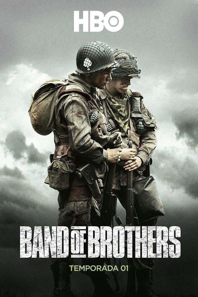 Band of Brothers (2001) Temporada 1 HD 1080p Latino