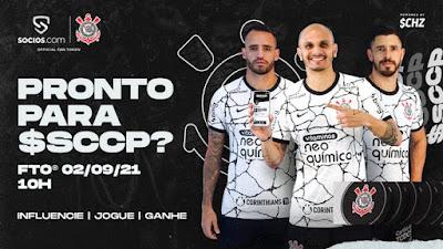 Criptomoeda do Corinthians ganha data de venda, Flamengo pode lançar também