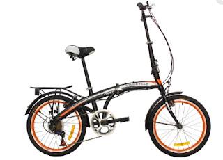 5 Pilihan Sepeda Lipat Yang Nyaman Dipakai Riding Santai