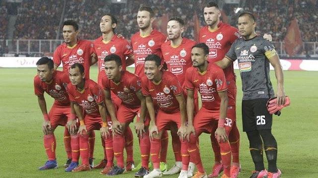 Kelanjutan Liga 1 Tak Jelas , Pemain Persija Diminta Latihan Mandiri