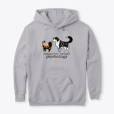 Companion Animal Psychology hoodie