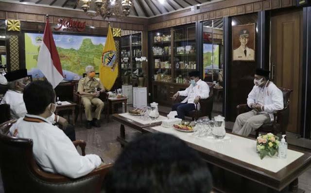 PKS Semangati Ganjar: Mas Sedang Mendapat Ujian Sebenarnya untuk Jadi Pemimpin Negara