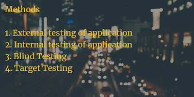 Penetration Testing Methods