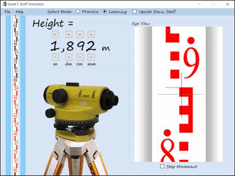 Level E Staff Meter