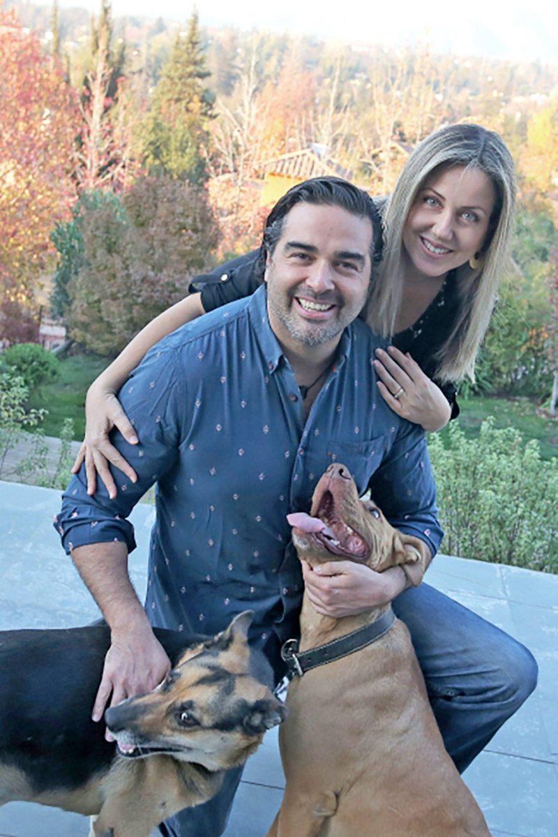 Revista vieja hizo recordar la historia de amor de Carol Kresse y Pancho López