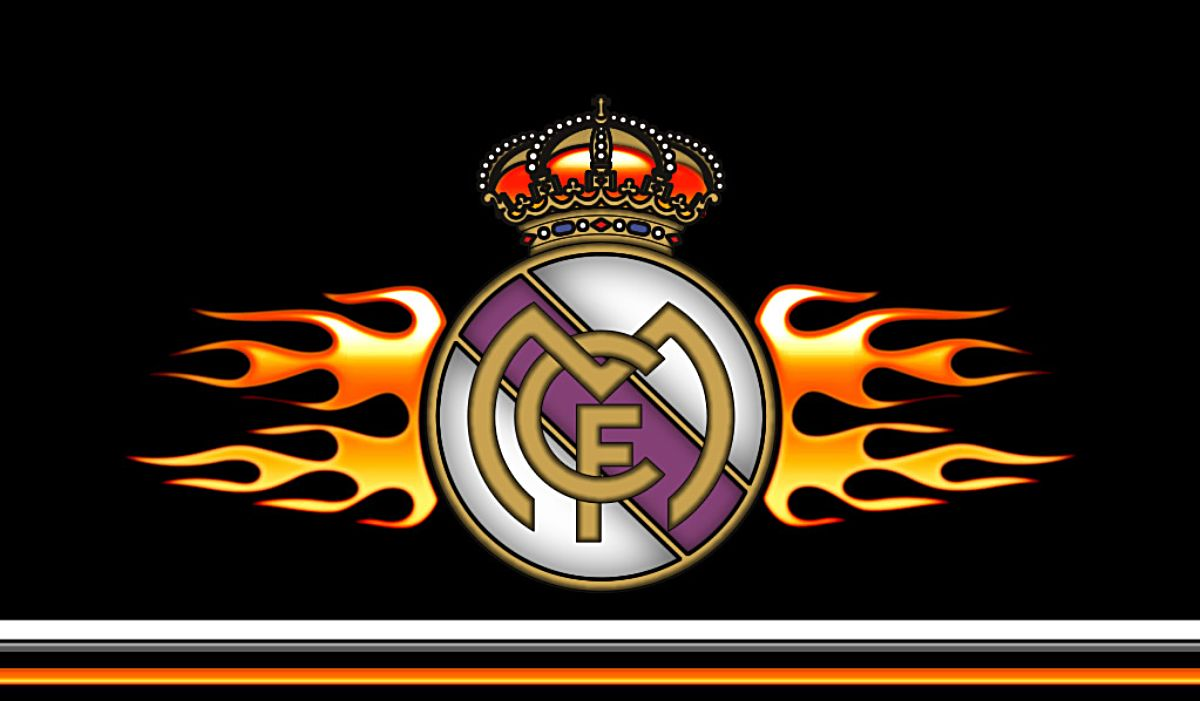 Popolare Football Game: What is the meaning of Real Madrid Logo? The short  BT76