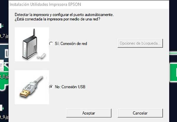configurar impresora epson a la computadora