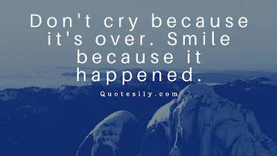Keep smiling quote of the day - Quotesily