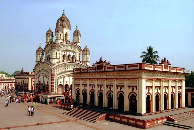 Dakhshineshwar Temple kolkata hd pics
